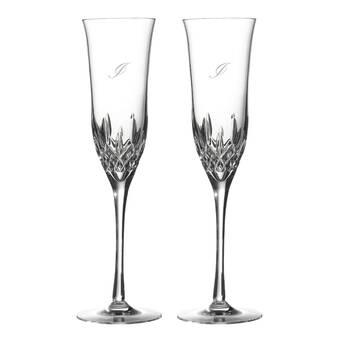 Le Prise Berkey 25th Anniversary 12 Oz Glass Flute Wayfair