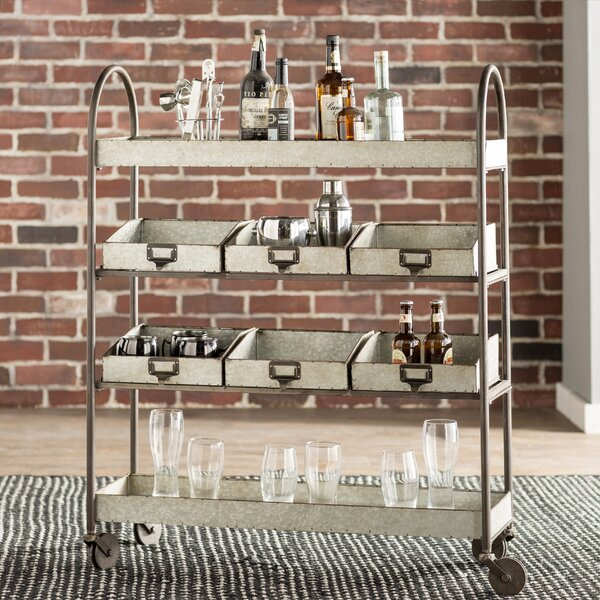 Ailse Bar Cart by Trent Austin Design Trent Austin Design