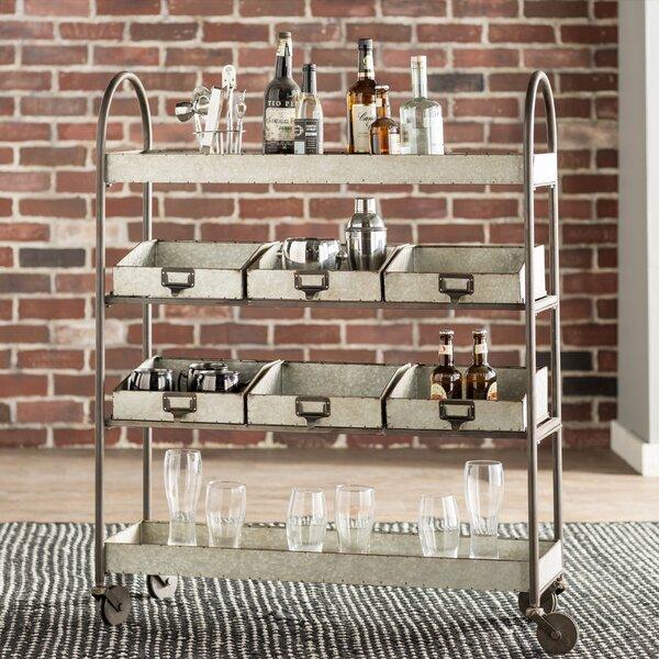 Ailse Bar Cart By Trent Austin Design
