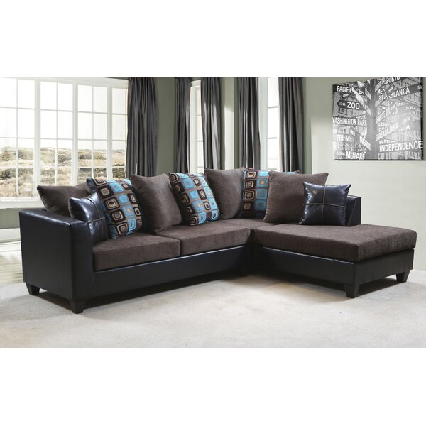 Eastridge Right Hand Facing Sectional By Red Barrel Studio