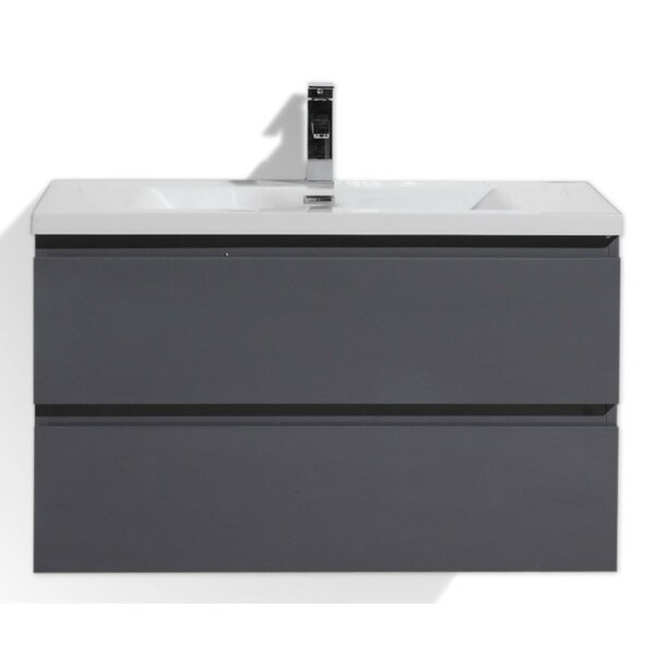 Lina 36 Single Bathroom Vanity Set by Orren Ellis