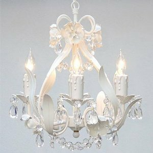Bowey 4-Light Candle-Style Chandelier