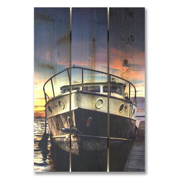 3 Piece Nautical Nights Photographic Print Set by Gizaun Art