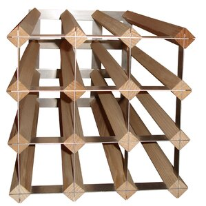 Cellar Trellis 9 Bottle Tabletop Wine Rack by Vinotemp