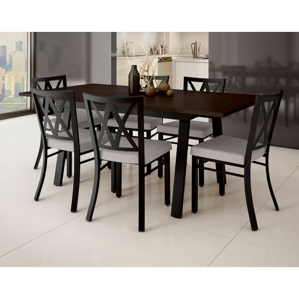 Moe 5 Piece Extendable Dining Set by Brayden Studio