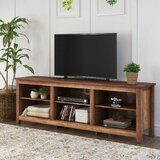 Dunsmuir TV Stand for TVs up to 78 by Andover Mills