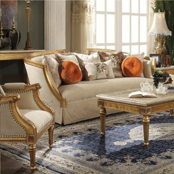 Tyndall Upholstery Loveseat by Astoria Grand