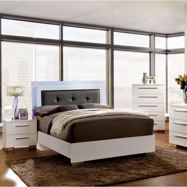 Fordland Upholstered Platform Configurable Bedroom Set by Orren Ellis