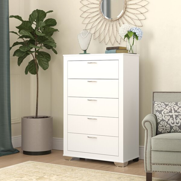 Ketterer 5 Drawer Chest by Latitude Run