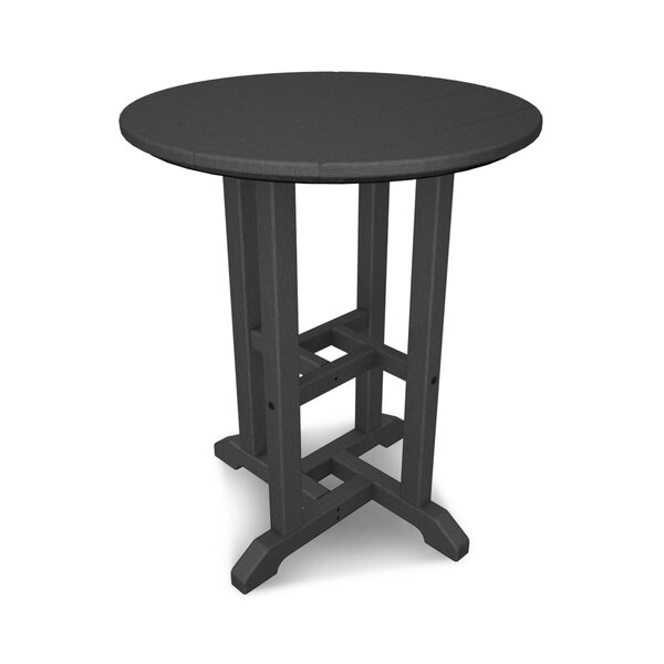 Traditional Garden Plastic Dining Table by POLYWOOD®