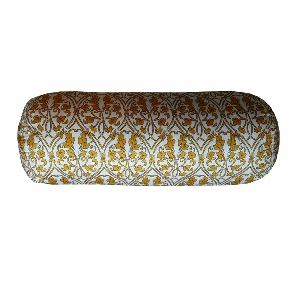 Clayborn Non Bordered Neck Roll Throw Pillow by Darby Home Co