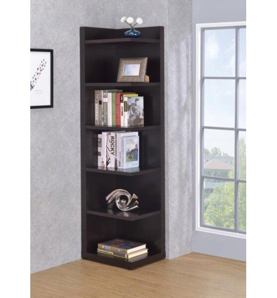 Truss Corner Unit Bookcase by Winston Porter