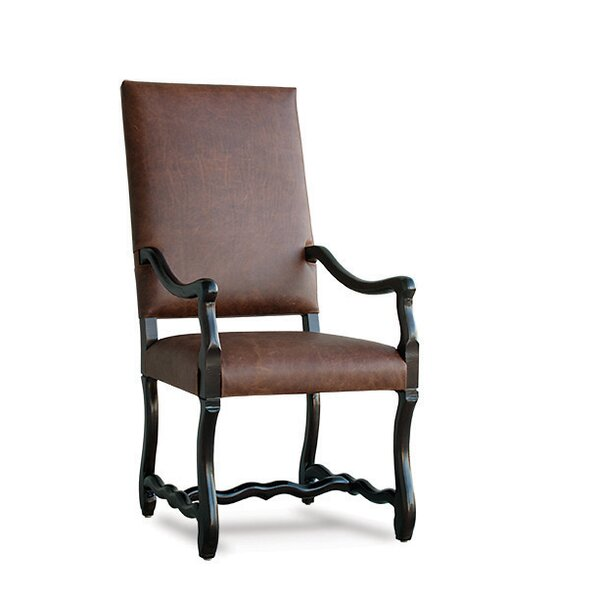 Albany Upholstered Arm Chair by Uniquely Furnished