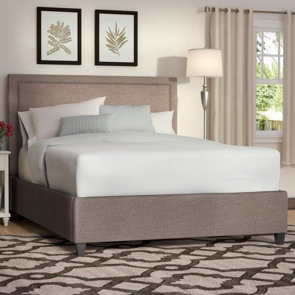 Vollmer Upholstered Platform Bed By Red Barrel Studio