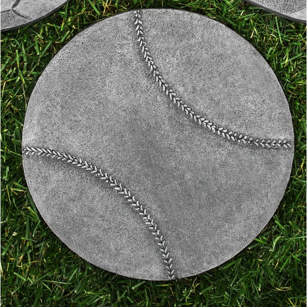 Baseball Stepping Stone by Campania International