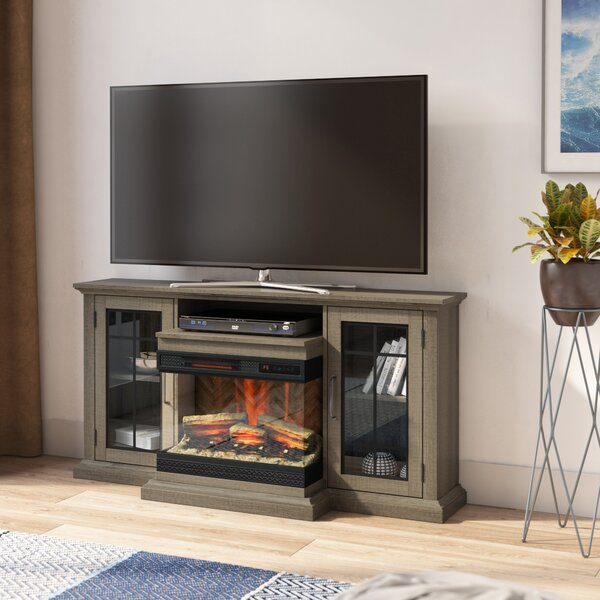 Review Gretchen TV Stand For TVs Up To 65