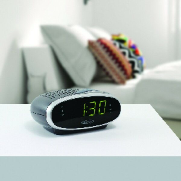 AM / FM Tabletop Clock by Jensen