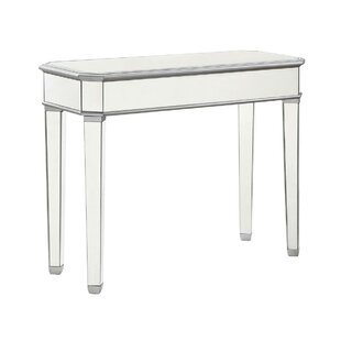 Console Table Glass Top Wayfair