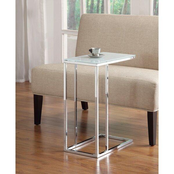 Wuersch Metal Snack End Table by Ebern Designs