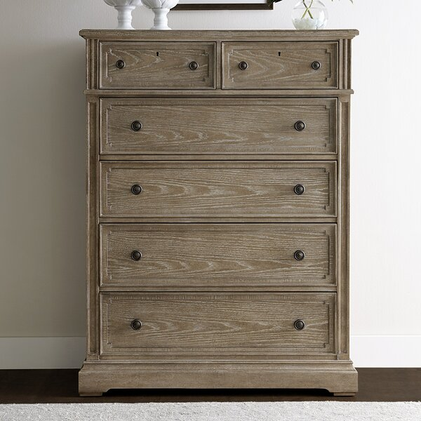 Walburn 6 Drawer Chest by Stanley Furniture