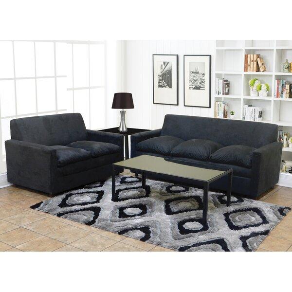 Odakotah Configurable Living Room Set by Ebern Designs Ebern Designs