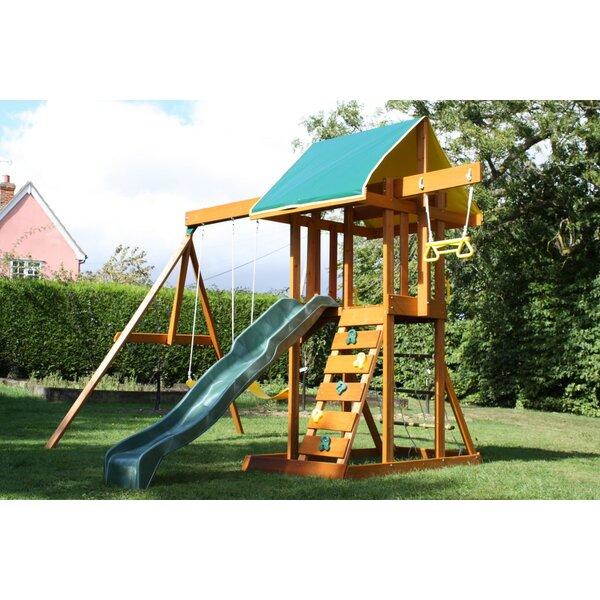 Wooden Swing Set by KidKraft