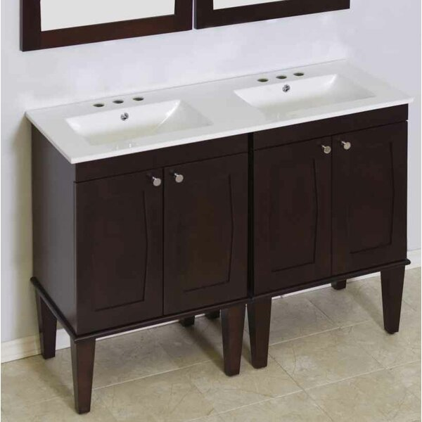 Hindman 61 Single Bathroom Vanity Set by Royal Purple Bath Kitchen