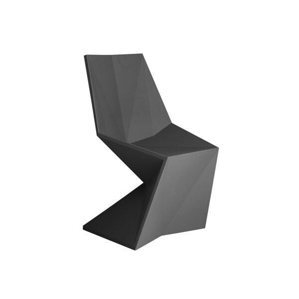 Vertex Patio Dining Chair by Vondom