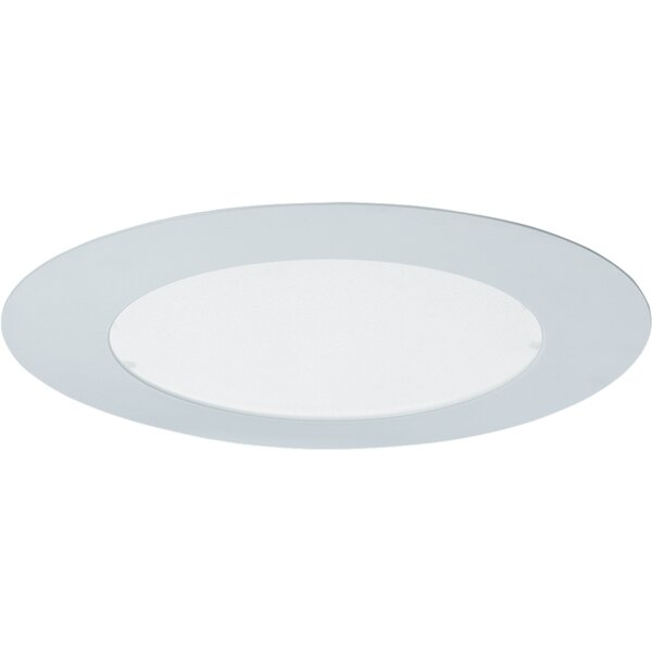 Flush Albalite Recessed Trim by Progress Lighting