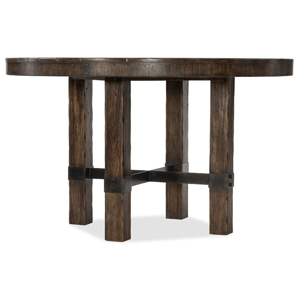 Roslyn County Solid Wood Dining Table by Hooker Furniture Hooker Furniture