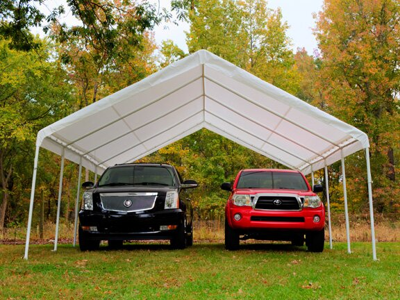 Hercules 18 Ft. X 27 Ft. Canopy By King Canopy.