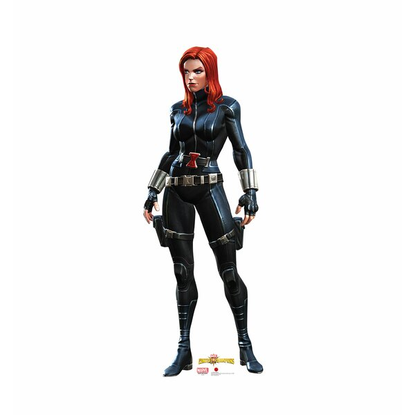 Marvel Contest of Champions Black Widow Life Size Cardboard Cutout by Advanced Graphics