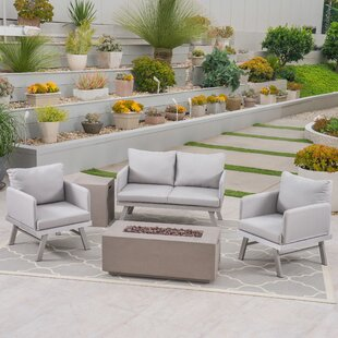 Blumenthal 5 Piece Sofa Seating Group By George Oliver