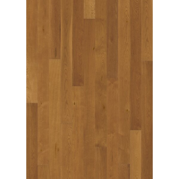 Canvas 5 Engineered Oak Hardwood Flooring in Bristle by Kahrs