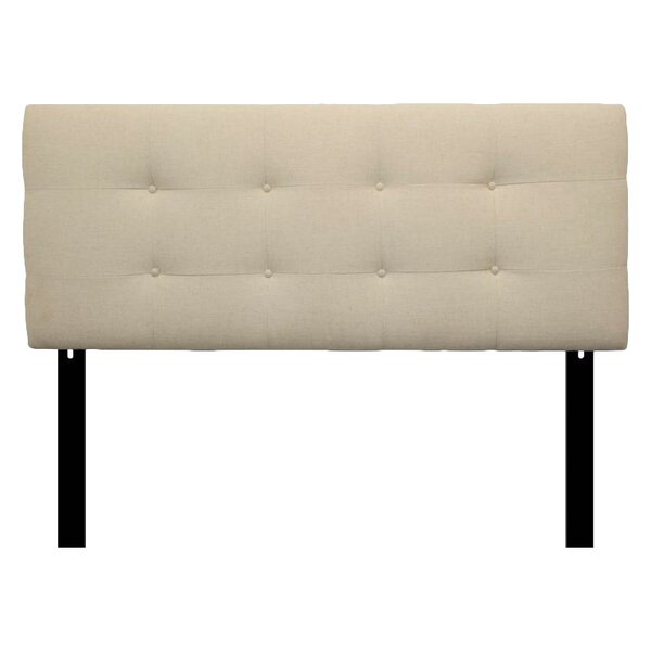 Goulet Upholstered Panel Headboard by Red Barrel Studio