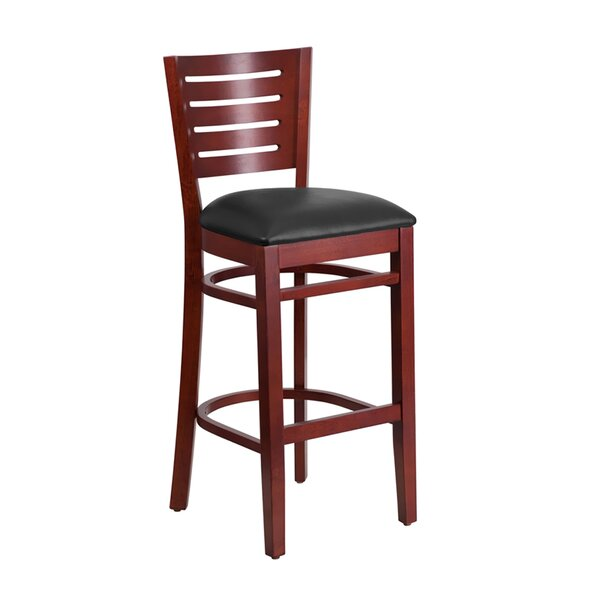 Mauer 31.5 Bar Stool by Winston Porter