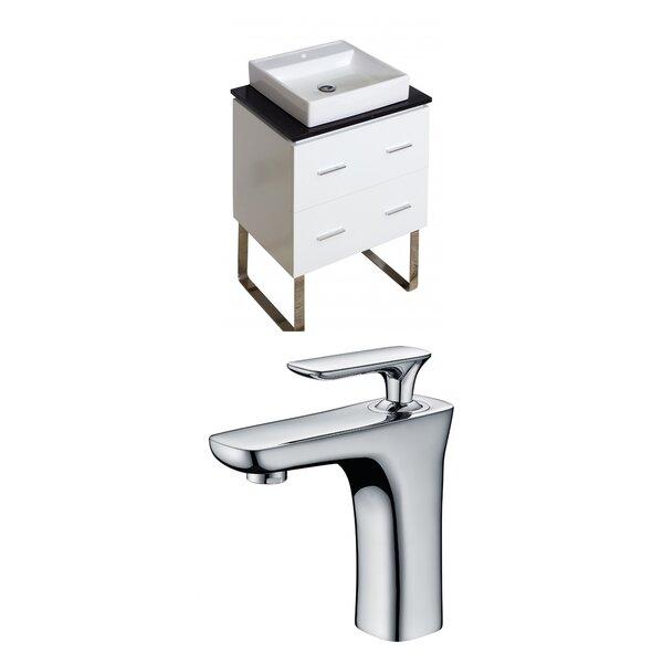 Dunamuggy 24 Single Bathroom Vanity Set by Royal Purple Bath Kitchen