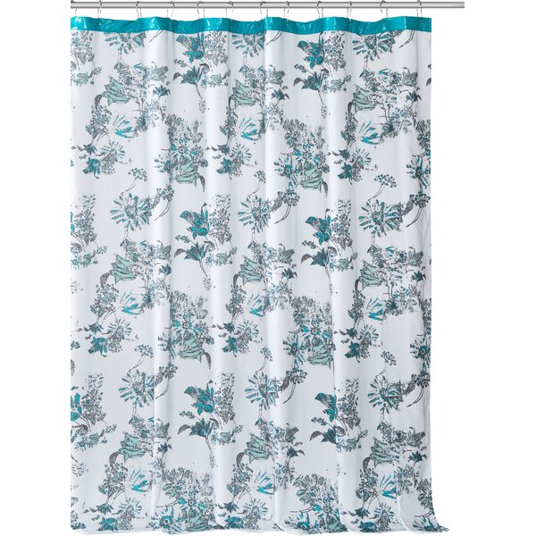 Alice Shower Curtain by DR International
