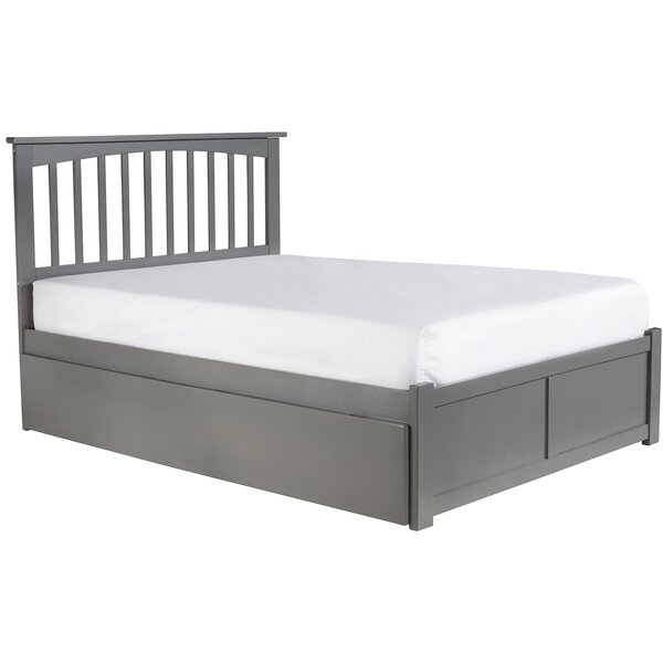 Reid Full Platform Bed with Trundle by Viv + Rae Viv + Rae