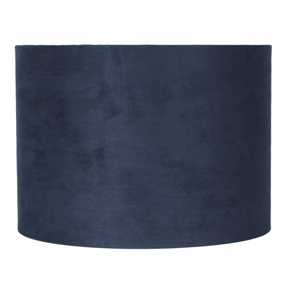 Classic 14 Suede Drum Lamp Shade by Urbanest