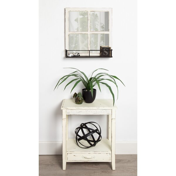 Holmwood Wood End Table by Gracie Oaks