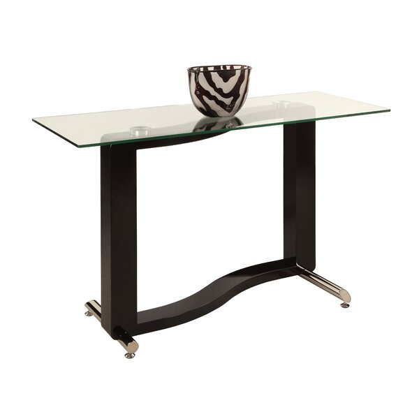 Review Ararinda Console Table