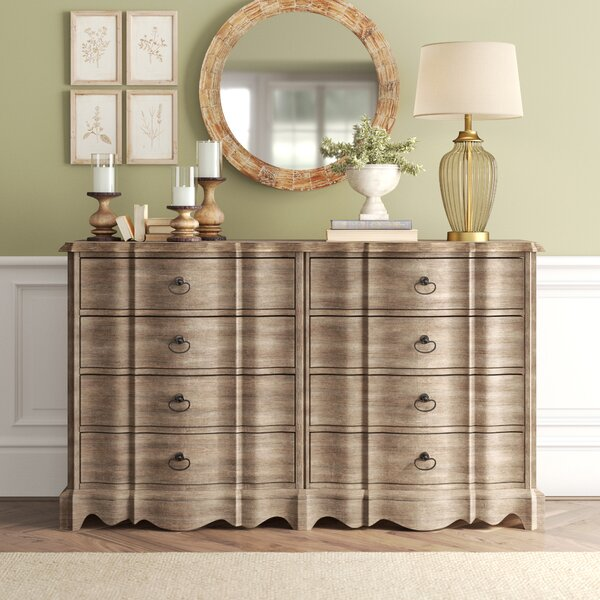 Corsica 8 Drawer Dresser by Hooker Furniture