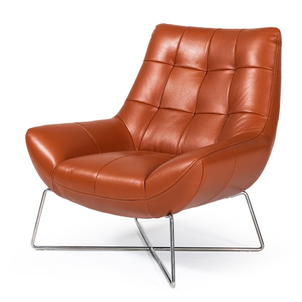 Bente Lounge Chair by Brayden Studio Brayden Studio