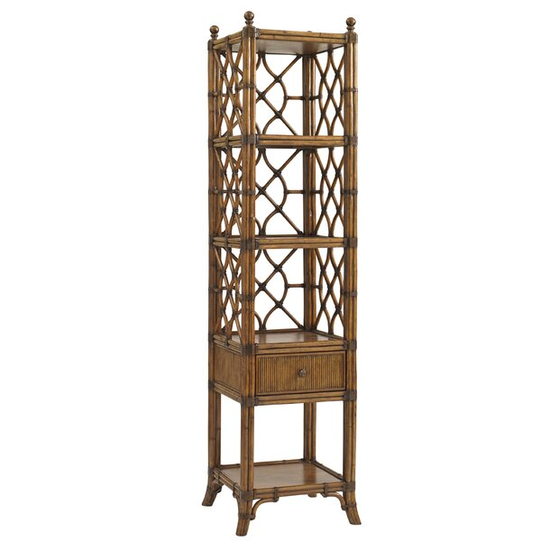 Bali Hai Standard Bookcase by Tommy Bahama Home