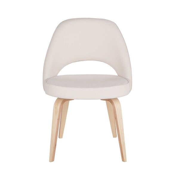 Crespin Upholstered Dining Chair by Corrigan Studio