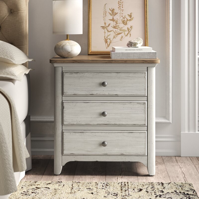 Servier Standard Configurable Bedroom Set - from Kelly Clarkson Home collection - come see more French country decor and furniture goodness on Hello Lovely! #frenchcountry #furniture #nightstand #kellyclarksonhome