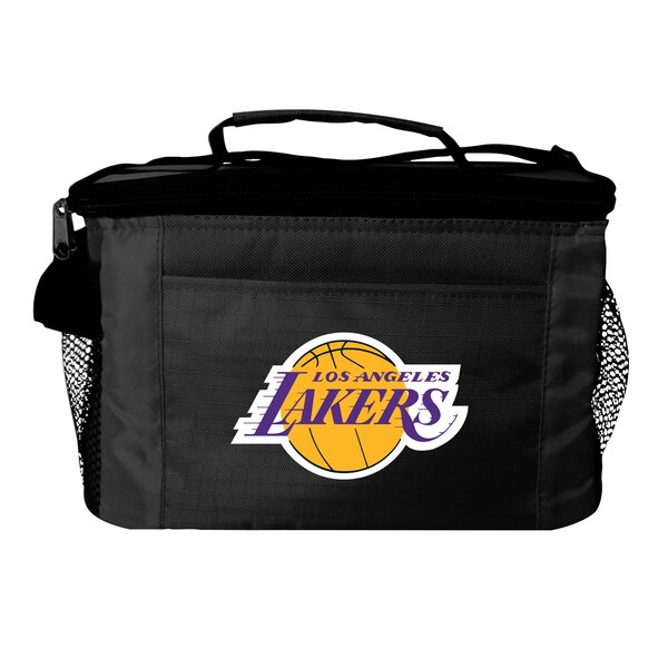 6 Can NBA Cooler by Kolder