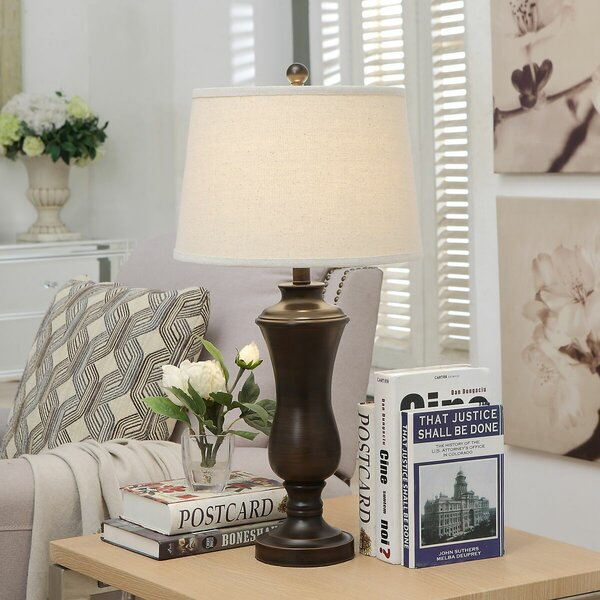 Carolyn 28 Table Lamp by Charlton Home