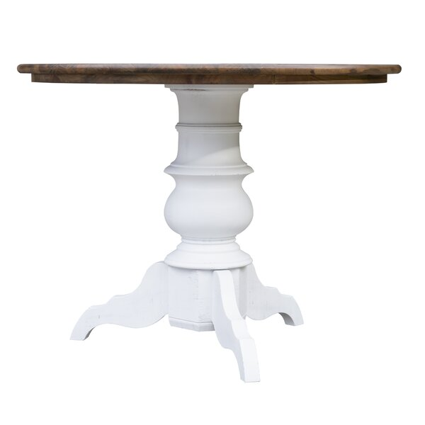 Malm Solid Wood Dining Table by Highland Dunes Highland Dunes